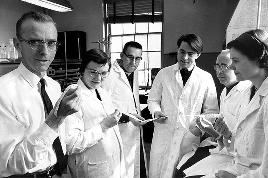 onderzoekers