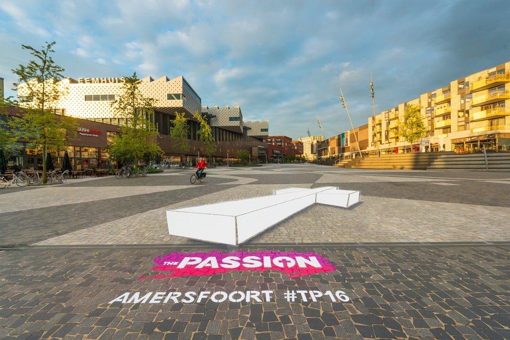 Het Eemplein in Amersfoort is het decor!