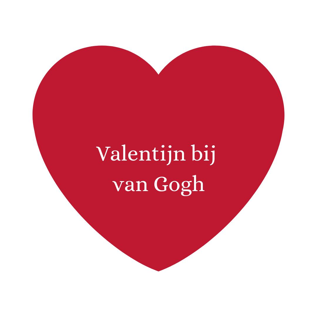 Valentijn bij van Gogh